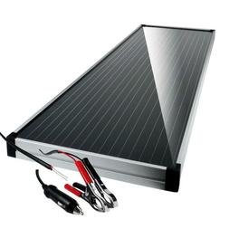 12 volt solar battery charger maintainer