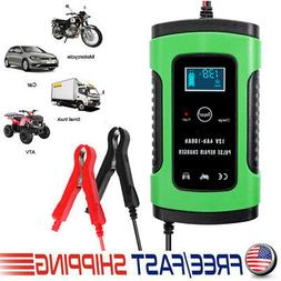 12v car battery charger auto jump starter
