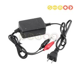 12V Car Motorcycle ATV Smart Compact Battery Charger Tender