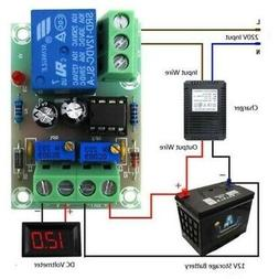 12V Smart Charger Power Control Storage Battery Maintainer C