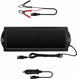 Sunforce 50012 1.8-Watt Solar Battery Maintainer