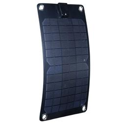 Nature Power 56802 5-watt Semi-Flex Monocrystalline Solar Pa