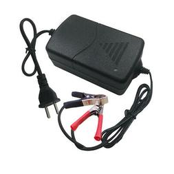 Battery Charger Maintainer 12V 1A Volt Trickle RV Car Truck