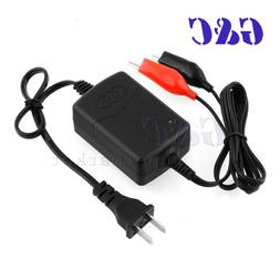 Car Truck Motorcycle 12V Smart Compact Battery Charger Tende