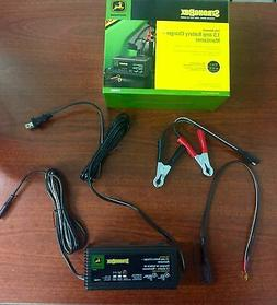 John Deere Fully Automatic 1.5-Amp Battery Charger/Maintaine