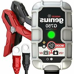 Genius G750 6V/12V .75 Amp Battery Charger And Maintainer Au
