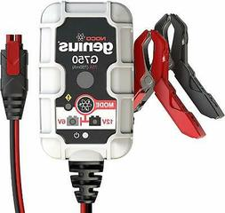 NOCO Genius G750 6V/12V .75 Amp Battery Charger And Maintain