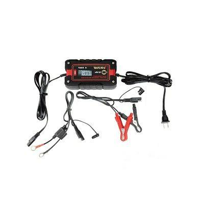 4 Amps Car Charger Fully Microprocessor Controlled Maintainer