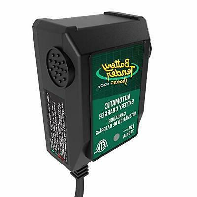 automatic 12 volt junior charger maintainer motorcycle