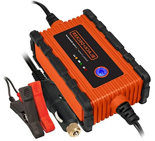 bc2wbd waterproof battery charger maintainer