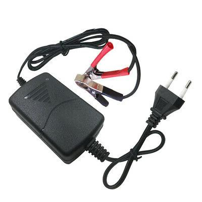 car battery maintainer charger 12v 1a portable